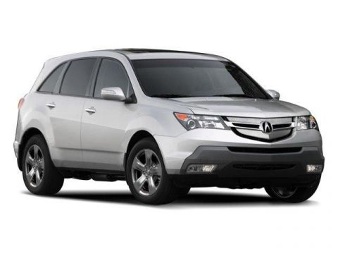Pre-Owned 2009 Acura MDX AWD 4dr Tech Pkg