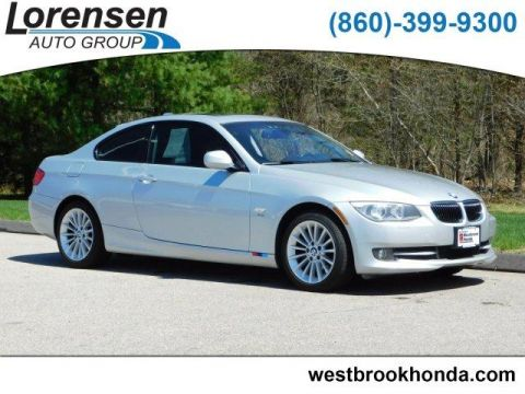 Pre-Owned 2011 BMW 3 Series 2dr Cpe 335i xDrive AWD