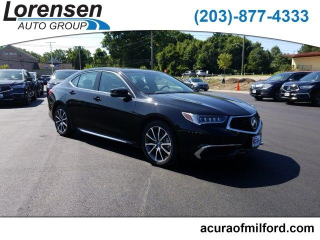 Pre-Owned 2018 Acura TLX 3.5L FWD w/Technology Pkg