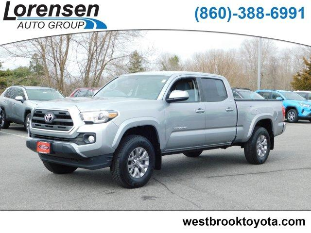Pre Owned 2016 Toyota Tacoma 4wd Double Cab Lb V6 At Sr5