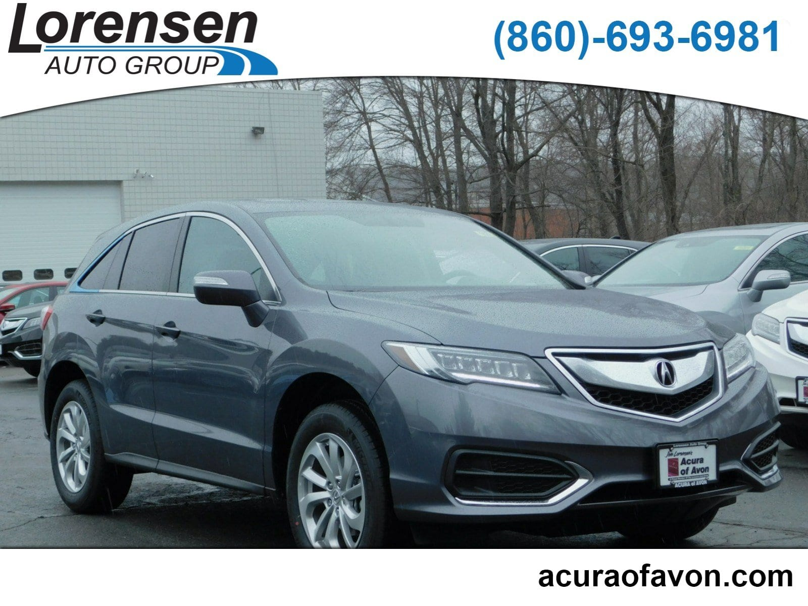 bl sport technology package utility inventory rdx in southern motors acura new with savannah fwd