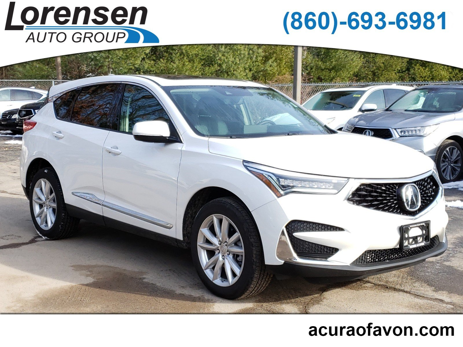 Certified Pre-Owned 2020 Acura RDX SH-AWD