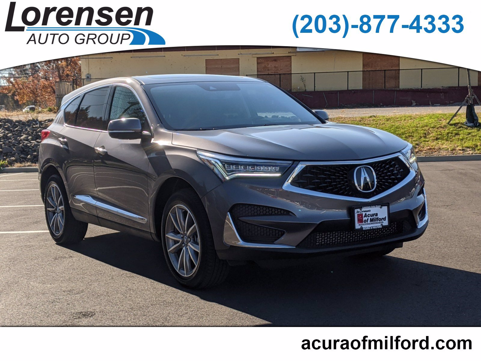 Pre-Owned 2020 Acura RDX w/Technology Pkg
