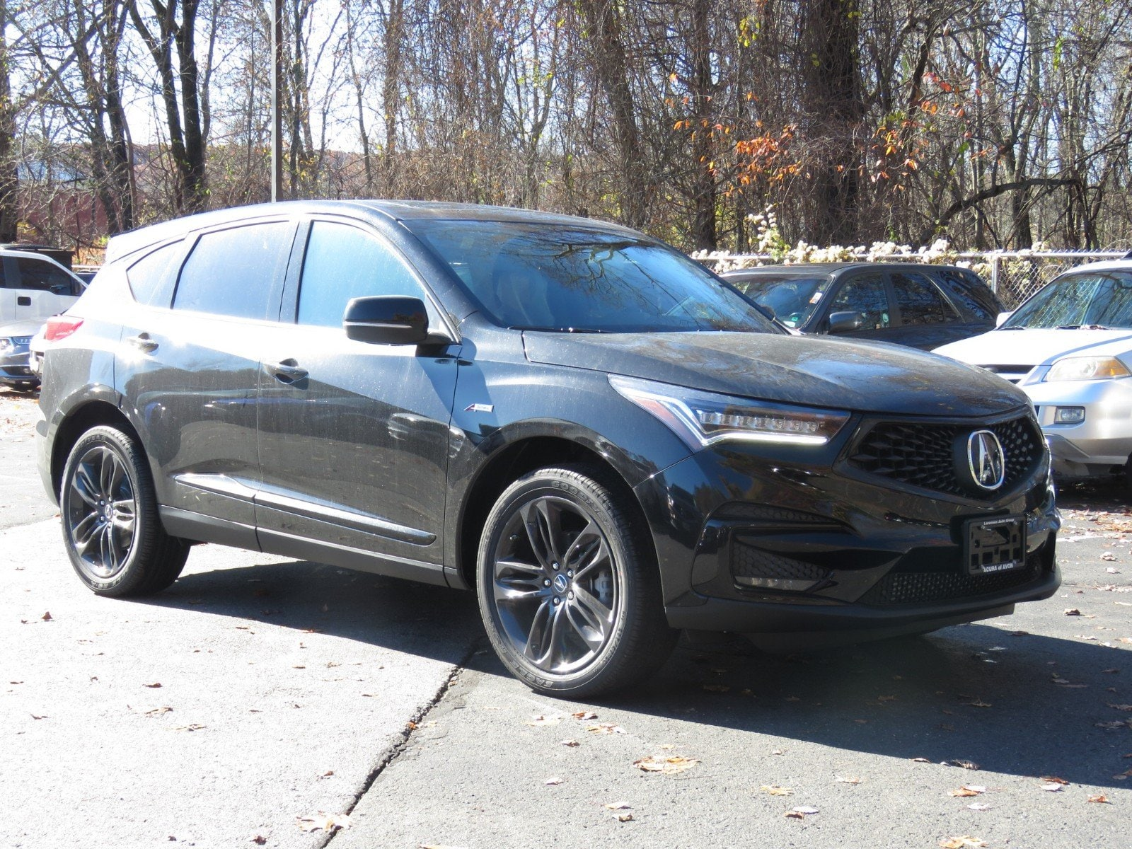 New 2019 Acura RDX SH AWD with A Spec Package AWD w A Spec Pkg in
