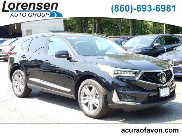 Certified Pre-Owned 2019 Acura RDX SH-AWD ADVANCE