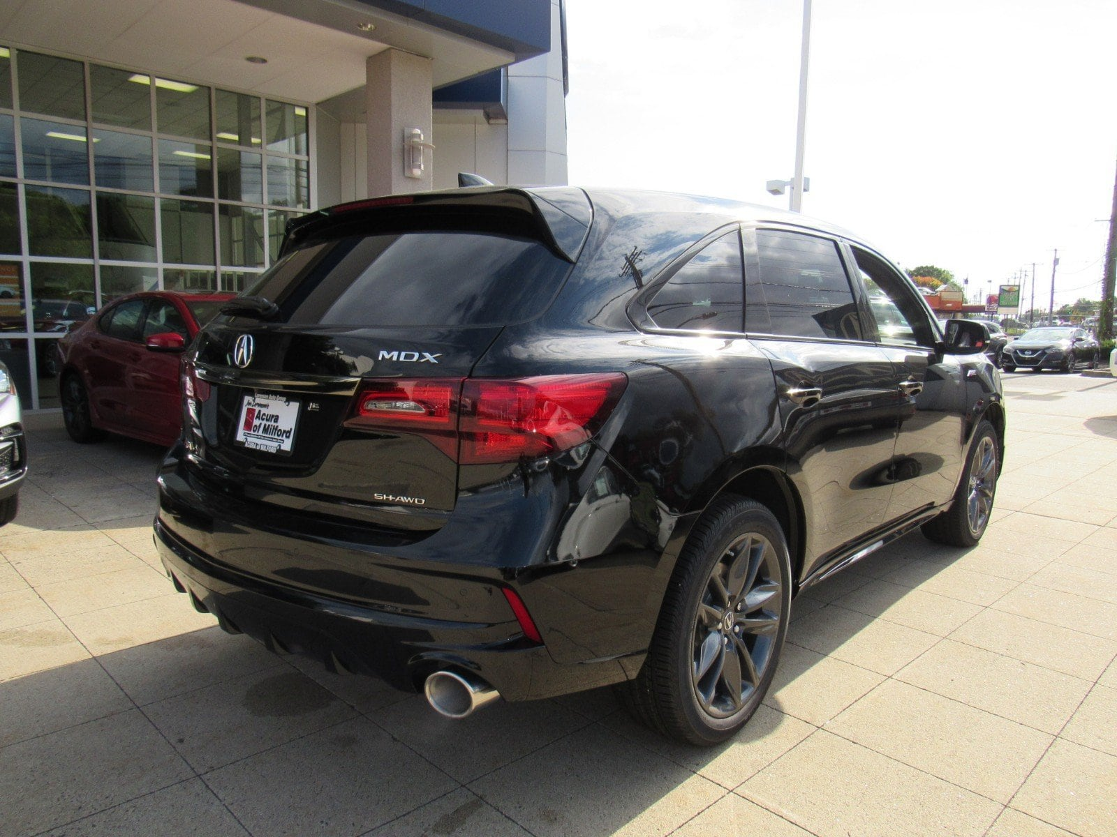 New 2019 Acura MDX SH AWD with A Spec Package SUV in Canton