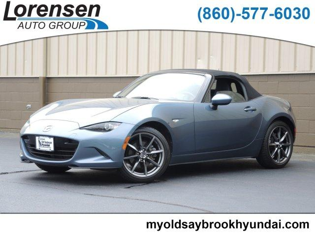 Pre-Owned 2016 Mazda MX-5 Miata 2dr Conv Man Grand Touring