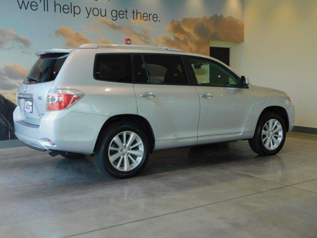 Pre Owned 2008 Toyota Highlander Hybrid 4WD 4dr Limited W/3rd Row