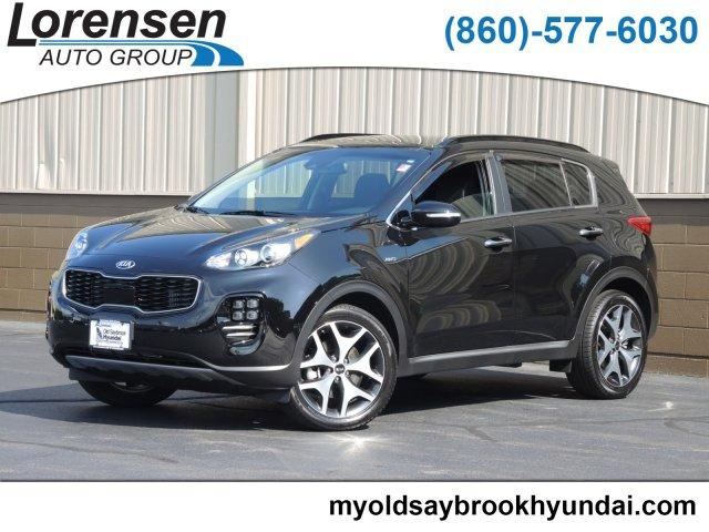 Pre-Owned 2019 Kia Sportage SX Turbo AWD