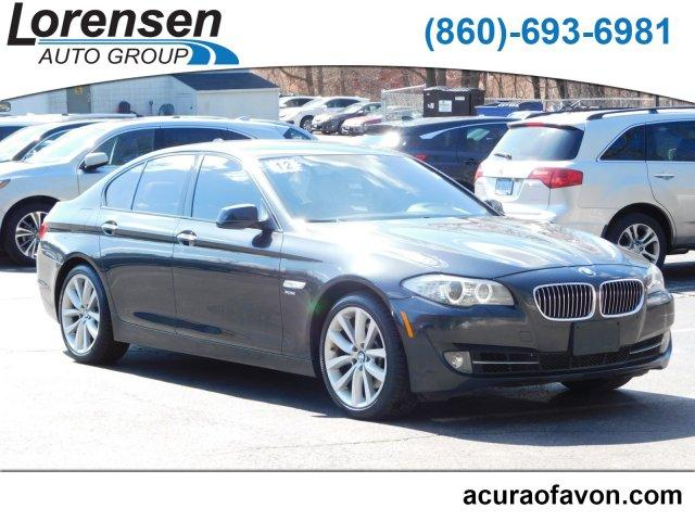 Pre-Owned 2012 BMW 5 Series 4dr Sdn 535i xDrive AWD