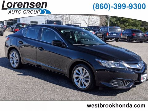 Pre-Owned 2017 Acura ILX Sedan