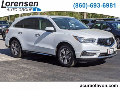Pre-Owned 2020 Acura MDX SH-AWD 7-Passenger