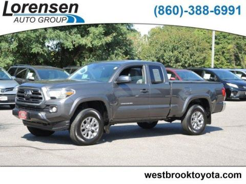 Pre-Owned 2019 Toyota Tacoma 4WD SR5 Access Cab 6' Bed V6 AT