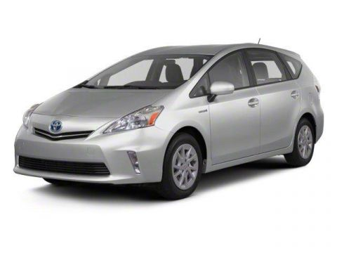 Pre-Owned 2013 Toyota Prius V 5dr Wgn Three